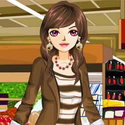 Fruit Shop Girl Game