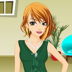 Young Fashion Dress Up Game