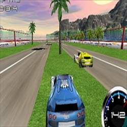 Bay Racer 3D Game