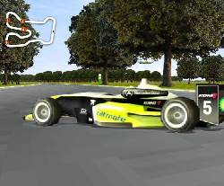 Ultimate Formula Racing Game