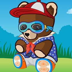 Teddy Doll Dress Up Game
