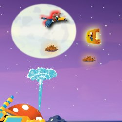 Learn To Fly Little Bird 2 - Across the Islands Game