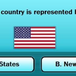 The World Geo Quiz Game