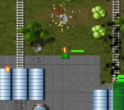 Tank 2008 Game