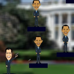 Obama White House Campaign Game