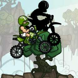 Pit Bike Brother Game