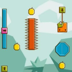 Orange Gravity 2 Game