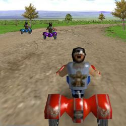 Trike Racing 3D Game