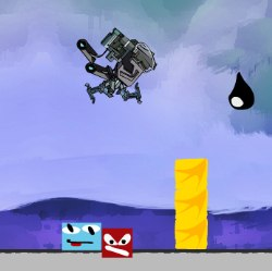 Robot Walker Game