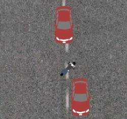 Wrong Way Highway Game