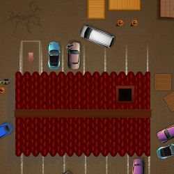 Minivan Parking Madness Game
