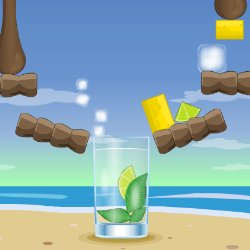 Cocktail Beach Game