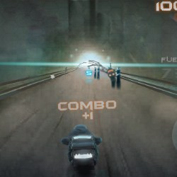 3D Future Bike Racing Game