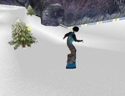 Snowboarder XS Game