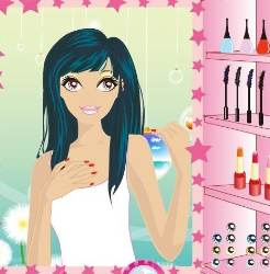 Super Fashion Stylin' Makeover Game