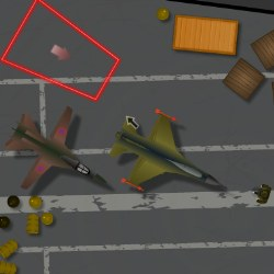 F22 Raptor Parking Game
