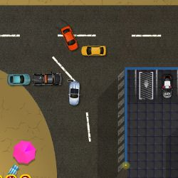 Tow Truck Parking Madness Game