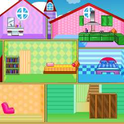 play doll house decorating play free game - House Decorating Games