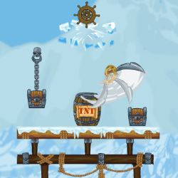 Pirates - Arctic Treasure Game