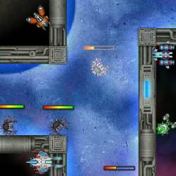 Galactic Defender Game