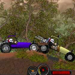 Dirt and Torque - Long Way Across Borneo Game
