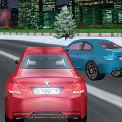 New Year Race 3D Game