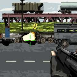 Battlefield Escape Game