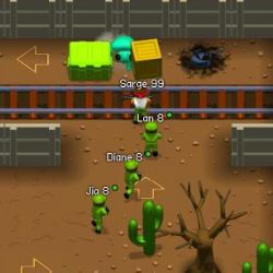Pocket Platoon Game