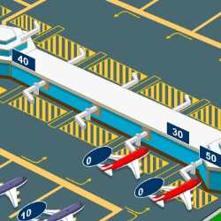 Rush Airport 2 Game