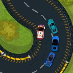 Race Around The World Game