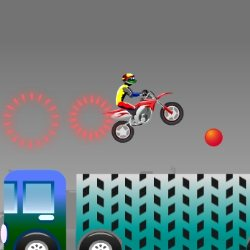 Hard Dirt Bike Game