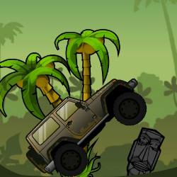 Tropical Jungle Escape Game