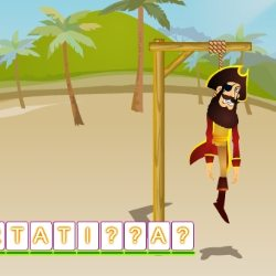 Hangman Pirate Game