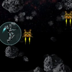 Galactic Hunter Game