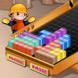 Warehouse Bricks Game
