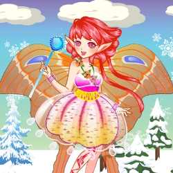The Snow Fairy Game
