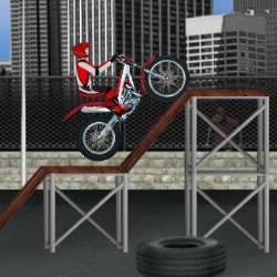 Bike Trial 3 Game