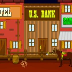 Old West Escape Game