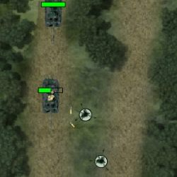 WWII Defense - Invasion Game