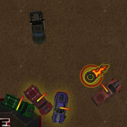 Death Race Arena Game