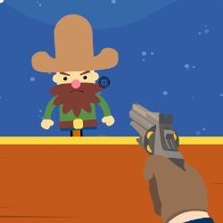 Cowboy Gun Game