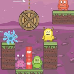 Spaceman vs Monsters Game