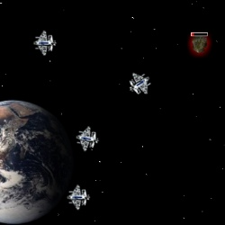 Planet Defense Game