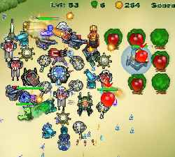 Apple Defender Game
