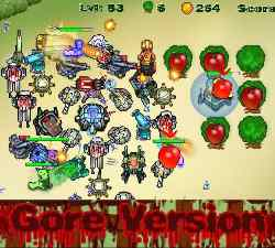 Apple Defender - Gore Game