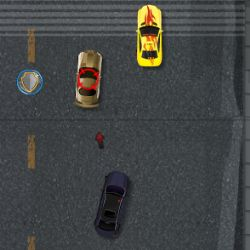 Detective Car Chase Game