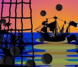 Pirate Attack! Game