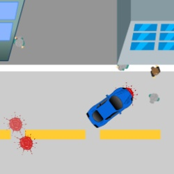 Traffic Rampage Game
