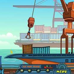 Cargo Master Game