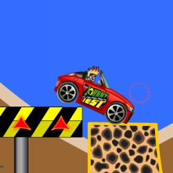 Johnny Test Ride 3 Game